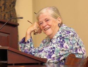 Ann Widdecombe, one
