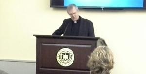 Fr. M J Holman